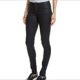 BNWT SABA Coated Jegging