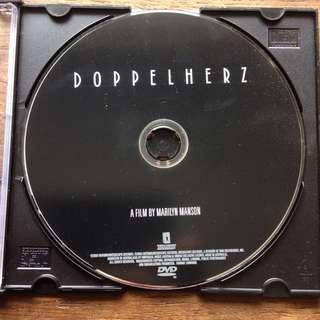 DOPPELHERZ (2003) DVD Marilyn Manson (RARE & OOP)