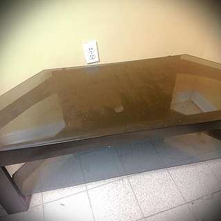 Glass TV Stand Great condition