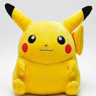 Life Size Pikachu And Evil Minion