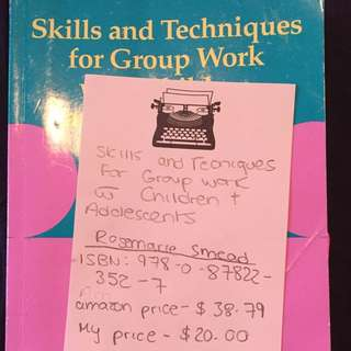 Child And Youth Care Textbooks