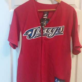 Men's Blue Jays Jersey (small)