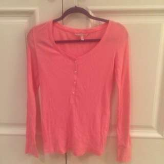 VS PJ Long Sleeve size Small