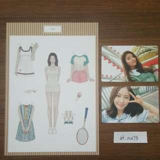 [TRADE] GFriend PC + Paper Doll