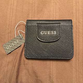 GUESS Black Wallet