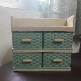 桌面/化妝品收納櫃