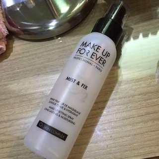 Make Up For Ever Mist & Fix O2 125ml