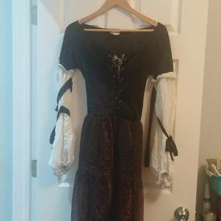 Pirate Costume Dress (medium)