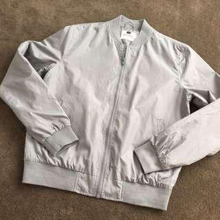 Topman Grey Jacket Size M