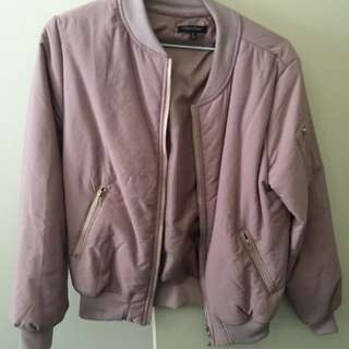 Bomber Jacket Rose