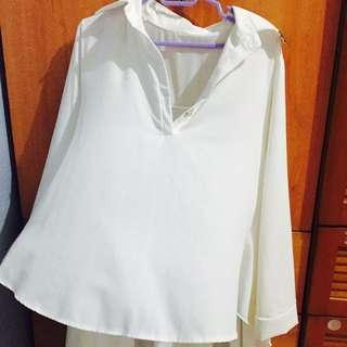 White Color shirt