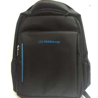 Black Laptop Backpack Case