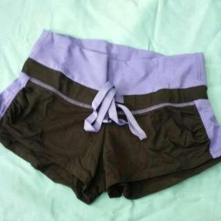 Brand New Victoria's Secret Yoga/Gym Shorts XS
