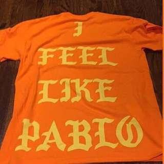 Pablo t shirt