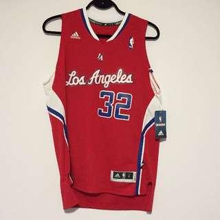 •• (Adidas) Swingman Basketball Jersey