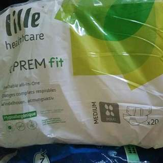 Lille Suprem Fit Adult Diapers And Tena Slip Adult Diapers
