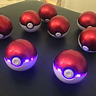 Pokemon Ball power Bank