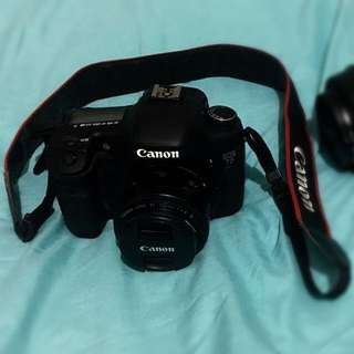 Canon 7D + EFS 55-250-Selling Cheap