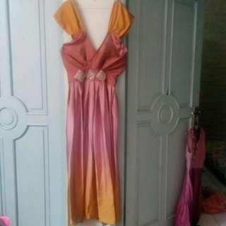 (prelove ) long dress