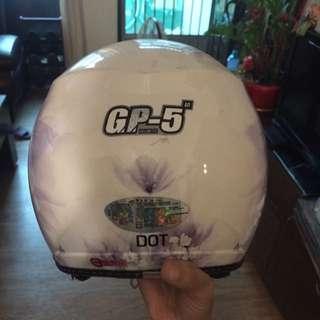 Gp5 Gp-5 安全帽 紫色