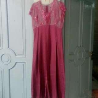 (preloved) long dress