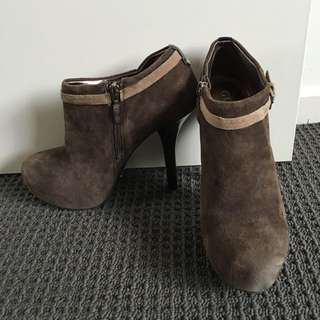 Authentic Guess Booties