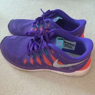 Nike Purple Sneakers