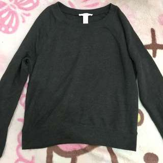 F21 Grey Sweatshirt