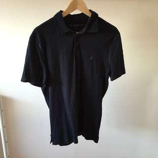 John Varvatos - Polo T-Shirt with logo