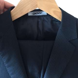 DKNY - Men's Pinstripe Suit