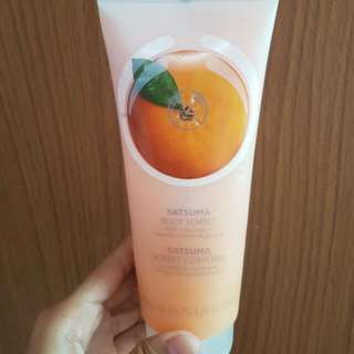 SATSUMA BODY SORBET THE BODY SHOP