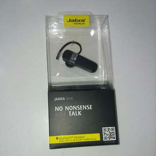Jabra Bluetoot Headset