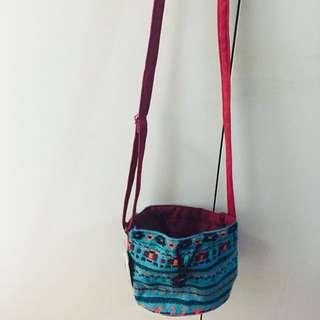 Indian Cross Bag