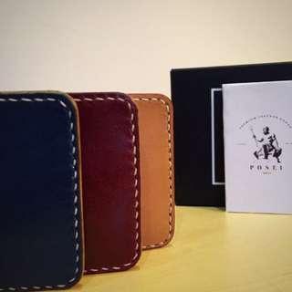 POSEI bifold wallet