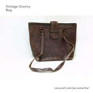 Vintage Granny Bag