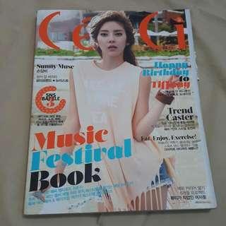 CeCi(세씨) No.215 August 2012
