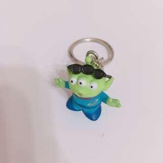玩具總動員-三眼怪吊飾