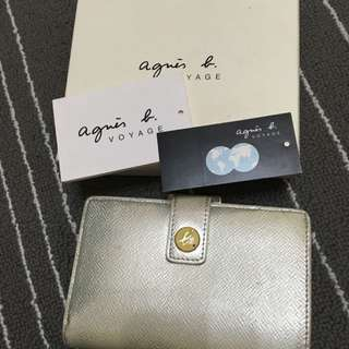 Agnes.b皮夾