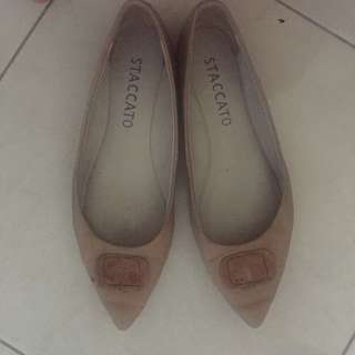Sepatu Staccato Flat Shoes
