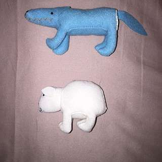 Miniature Animal Plus Toy