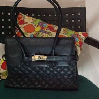 Vintage sophie paris black bag