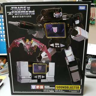 Transformers Masterpiece 13b Soundblaster