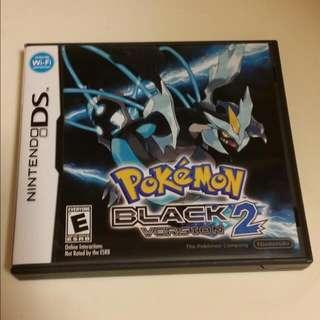 DS Pokemon Black 2