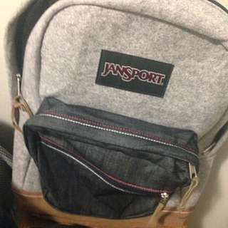 (Reserved) New Jansport