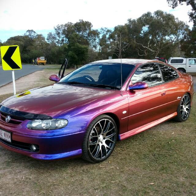 2003 Holden Monaro CV8 Coupe