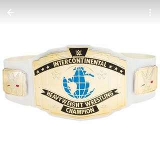 Wwe Intercontinental Belt