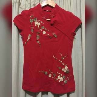 Chinese Style Top
