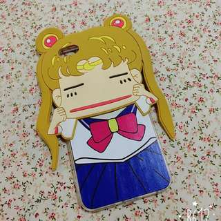iPhone 6/6s Plus美少女戰士捏臉超Q手機殼