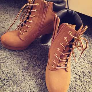 Bette Tan Shoes