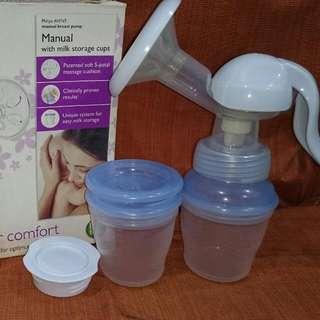Manual Avent Breast Pump